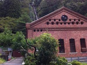 9月19日 小水力発電所を視察(大戸川・大鳥居発電所)