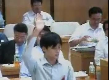 9月25日~10月26日 第314回定例兵庫県議会(決算特別委員会)