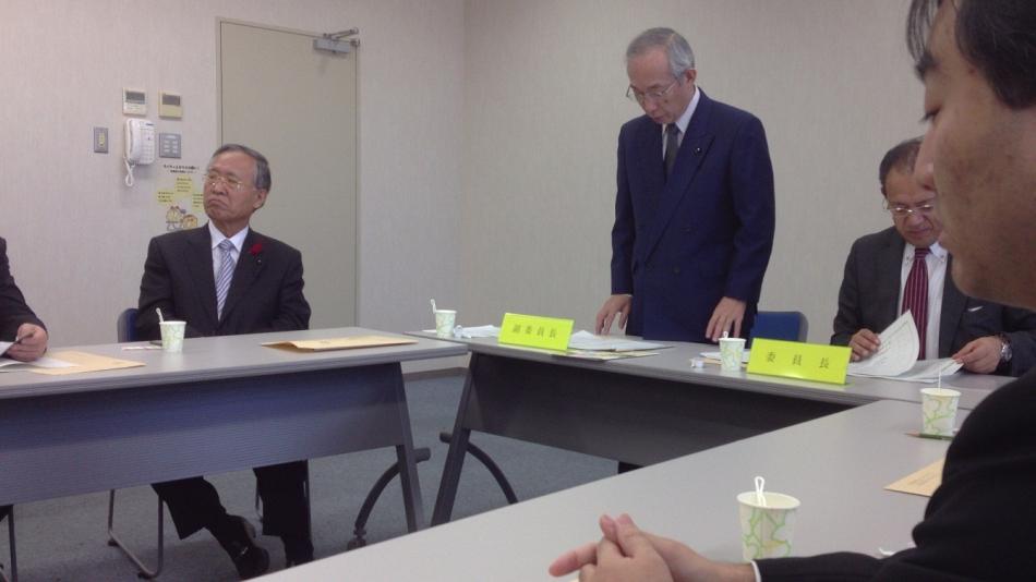 10月31日~11月1日 農政環境常任委員会 管内調査(阪神地域)